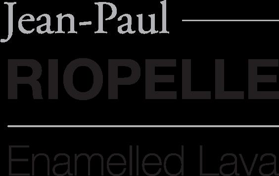 Jean-Paul Riopelle | Enamelled Lava
